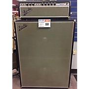 Fender Bandmaster Amp W/ Cab Guitar Stack