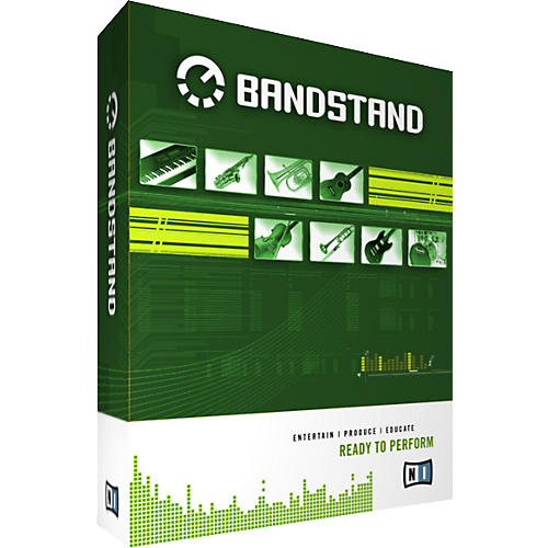 Native Instruments Bandstand - Loop and MIDI Arranger