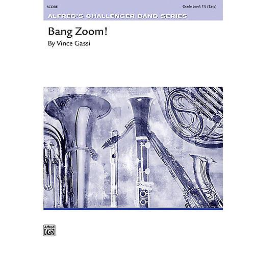 Alfred Bang Zoom!! Concert Band Grade 1.5 Set