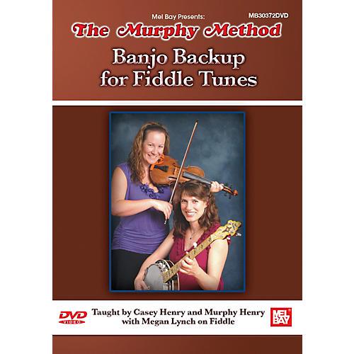 Mel Bay Banjo Backup for Fiddle Tunes DVD-thumbnail