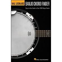 Hal Leonard Banjo Chord Finder 6X9 Size