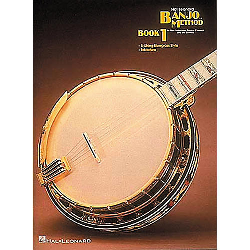 Hal Leonard Banjo Method Book 1-thumbnail