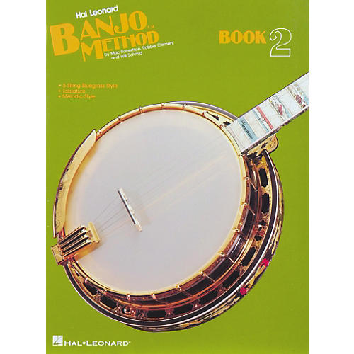 Hal Leonard Banjo Method Book 2-thumbnail