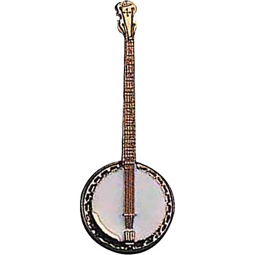 Future Primitive Banjo Pin