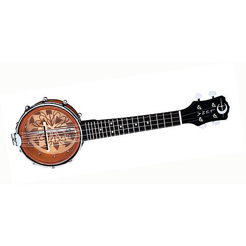 Luna Guitars Banjolele 6
