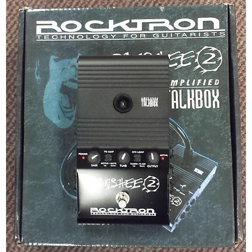 Rocktron Banshee 2 Talk Box Effect Pedal