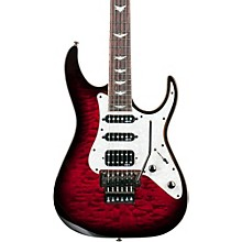 Banshee-6 FR Extreme Solid Body Electric Guitar Black Cherry Burst