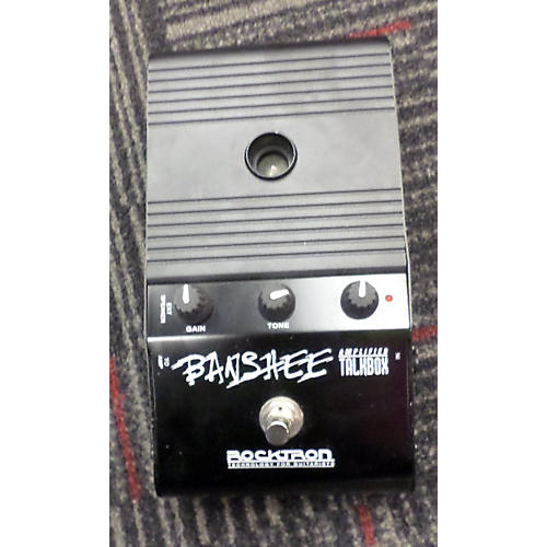 Rocktron Banshee Amplified Talkbox Effect Pedal-thumbnail