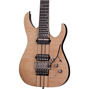 Schecter Guitar Research Banshee Elite-7 with Floyd Rose and Sustainiac Sev... by Schecter Guitar Research