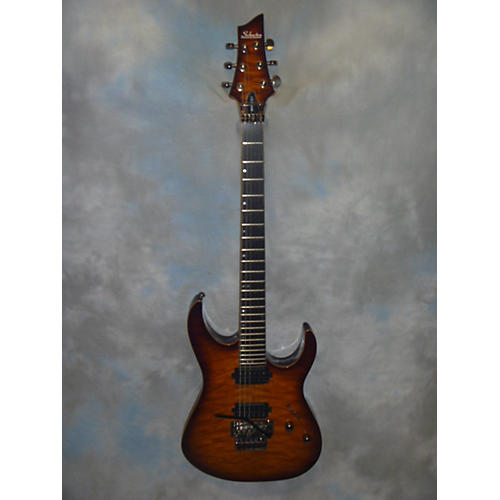 Schecter Guitar Research Banshee Fr-p Solid Body Electric Guitar-thumbnail