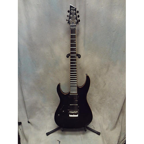 used schecter guitar research banshee left handed electric guitar guitar center. Black Bedroom Furniture Sets. Home Design Ideas