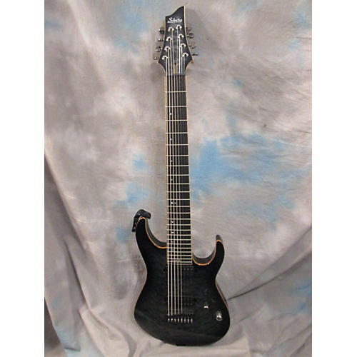 Schecter Guitar Research Banshee Solid Body Electric Guitar Metallic Gray