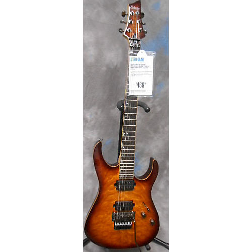 Schecter Guitar Research Banshee Solid Body Electric Guitar-thumbnail