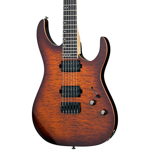 Schecter Guitar Research Banshee with Floyd Rose Passive Electric Guitar-thumbnail