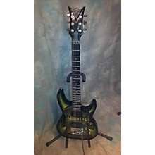 DBZ Guitars Barchetta Absinthe Solid Body Electric Guitar