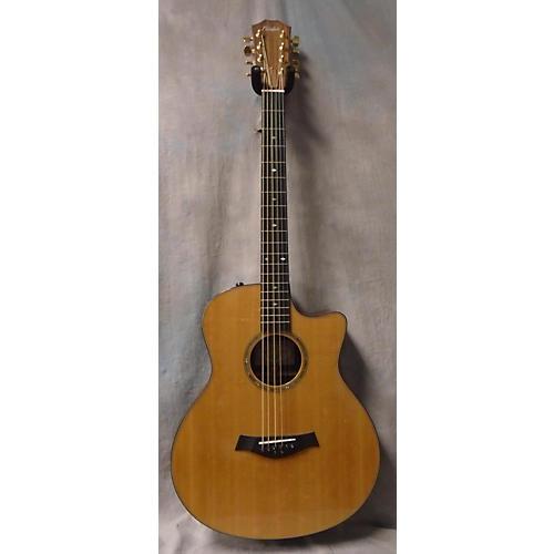 used taylor baritone 8 acoustic electric guitar guitar center. Black Bedroom Furniture Sets. Home Design Ideas