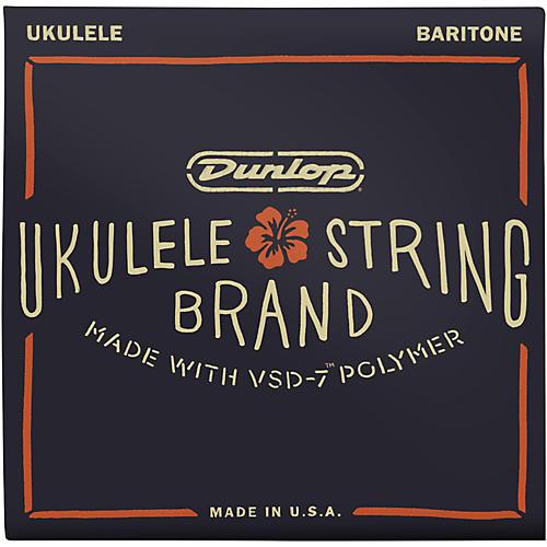Dunlop Baritone Pro 4 Set Ukelele Strings-thumbnail