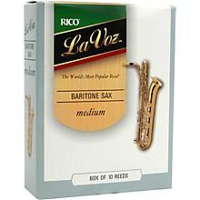 La Voz Baritone Saxophone Reeds