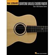 Hal Leonard Baritone Ukulele Chord Finder (9X12 Size)