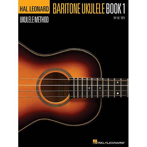Hal Leonard Baritone Ukulele Method Book 1-thumbnail