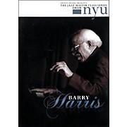 Hal Leonard Barry Harris - The Jazz Master Class Series From NYU (DVD)