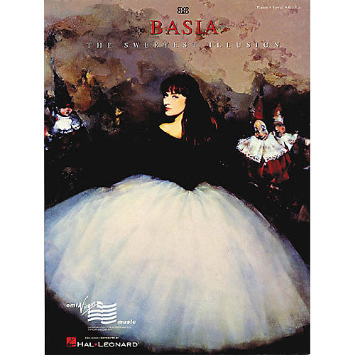 Hal Leonard Basia - The Sweetest Illusion Piano, Vocal, Guitar Songbook