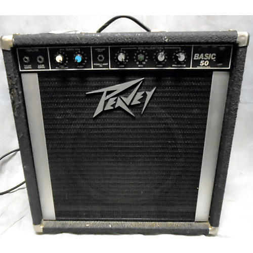 Peavey Basic 50 Bass Combo Amp-thumbnail