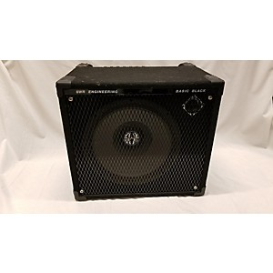 Pre-owned SWR Basic Black Bass Combo Amp by SWR