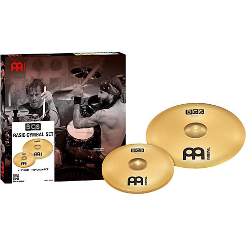 Meinl Basic Cymbal Set-thumbnail