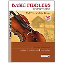 Alfred Basic Fiddlers Philharmonic: Old Time Fiddle Tunes Teacher's Manual