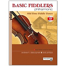 Alfred Basic Fiddlers Philharmonic: Old Time Fiddle Tunes Viola
