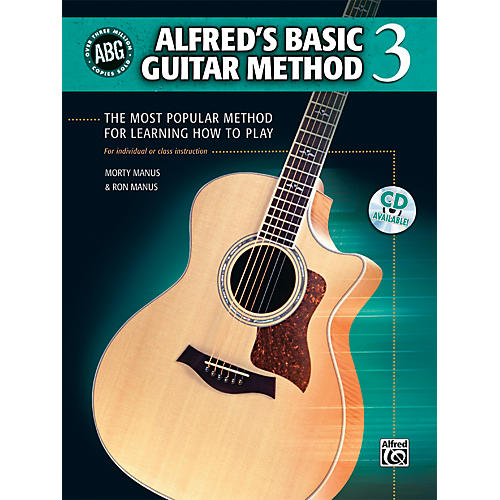 Alfred Basic Guitar Method Level 3 (Book)-thumbnail