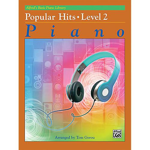 Alfred Basic Piano Library: Popular Hits Level 2-thumbnail