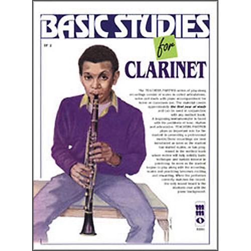 Hal Leonard Basic Studies for Clarinet