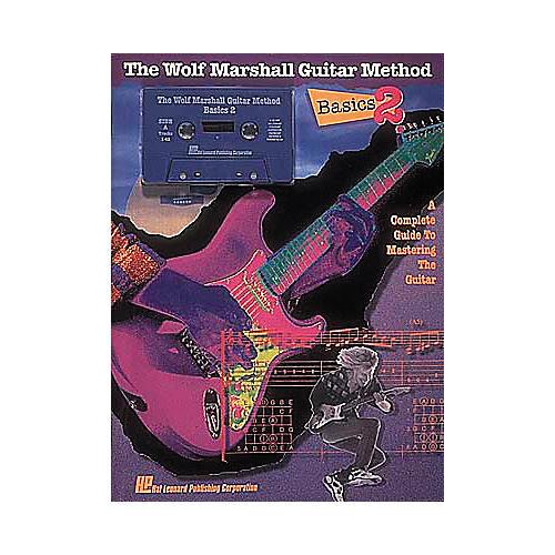 Hal Leonard Basics 2 - The Wolf Marshall Guitar Method (Book/Cassette)