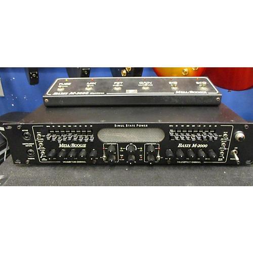 Mesa Boogie Basis M2000 Bass Amp Head
