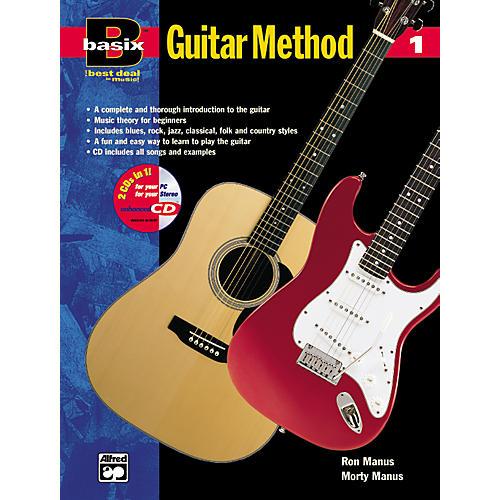 Alfred Basix Guitar Method Book 1-thumbnail