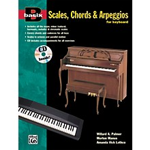 Alfred Basix Scales Chords & Arpeggios for Keyboard (Book/CD)