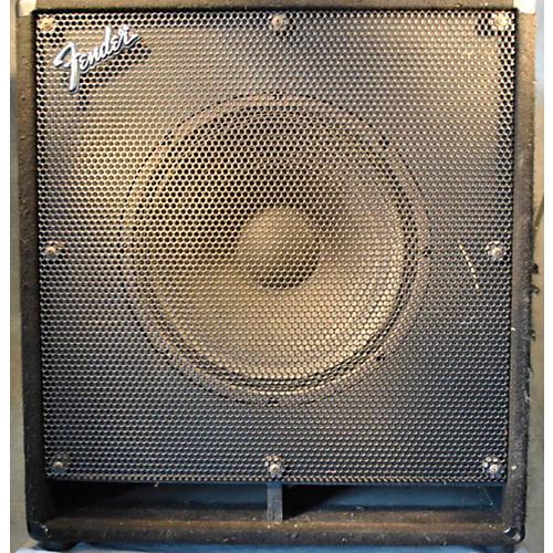 Fender Bass 1x15 Bass Cabinet-thumbnail