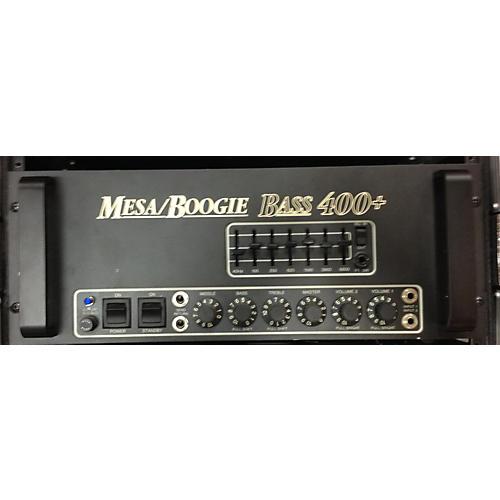 Mesa Boogie Bass 400 + Tube Bass Amp Head-thumbnail