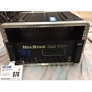 Mesa Boogie Bass 400+ Tube Bass Amp Head