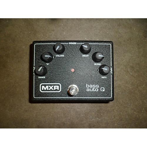 MXR Bass Auto Q Effect Pedal-thumbnail