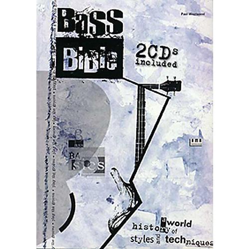 Mel Bay Bass Bible-thumbnail