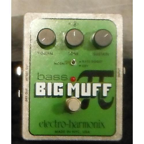 Electro-Harmonix Bass Big Muff Bass Effect Pedal