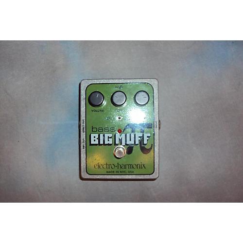 Electro-Harmonix Bass Big Muff Bass Effect Pedal-thumbnail