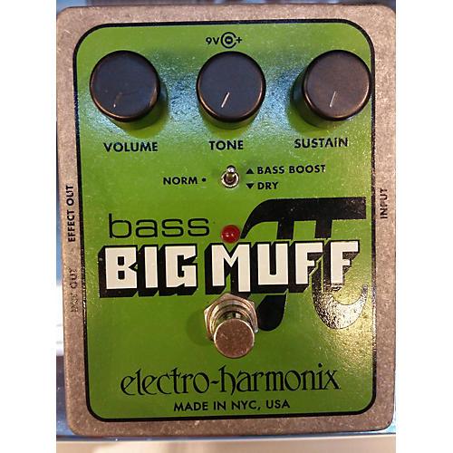Electro-Harmonix Bass Big Muff Pi Bass Effect Pedal