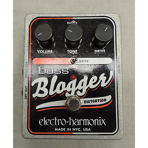 Electro-Harmonix Bass Blogger Bass Distortion Bass Effect Pedal