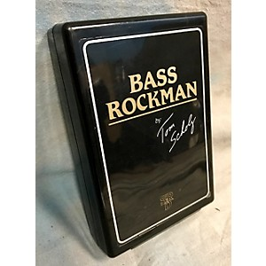 Pre-owned Rockman Bass By Tom Scholz Bass Preamp by Rockman
