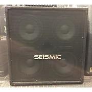 Seismic Audio Bass Cabinet Bass Cabinet