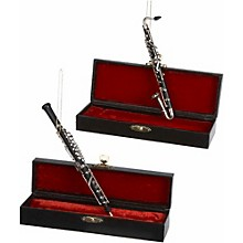 Kurt S. Adler Bass Clarinet/Oboe Ornaments